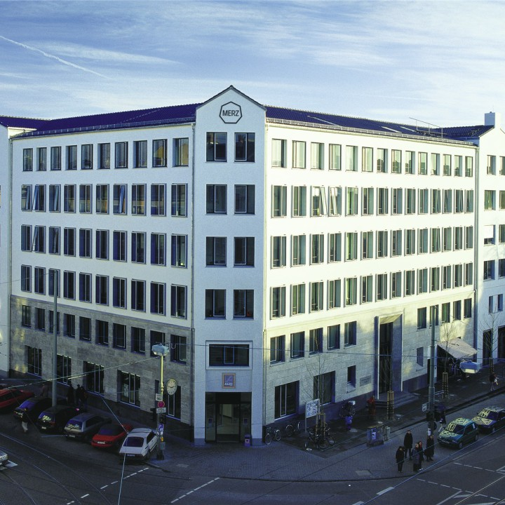 Merz Headquarters Building